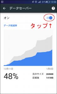 GoogleChromeアプリ4