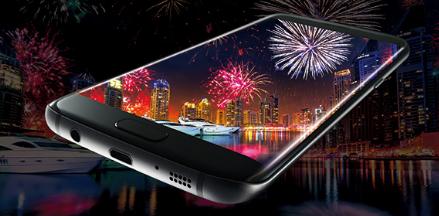 Galaxy S7 edge SC 02H