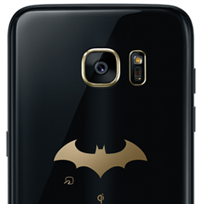 Galaxy S7 edge SCV33 Injustice edition 3