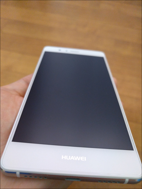 HUAWEI P9 lite用 液晶保護フィルム4