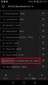 Huawei P9 lite Antutu Benchmark2