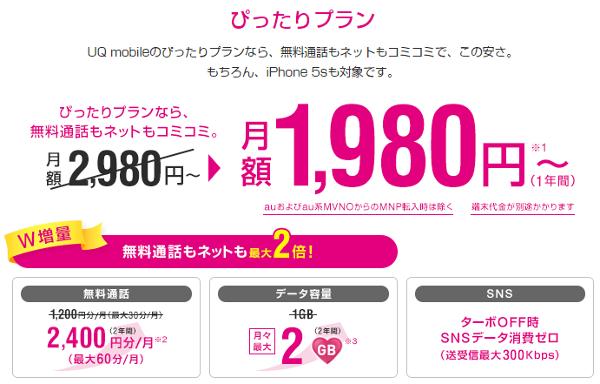 iPhone 5s|UQmobile|格安スマホ・格安SIMのUQmobile