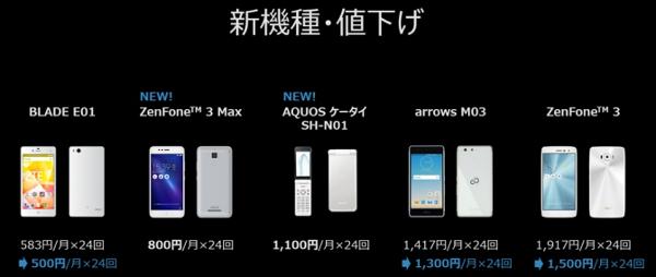 「nuroモバイル」5